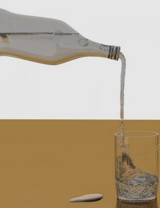 Turning Beer into Water