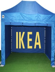 Ikea Downsizes New Stores