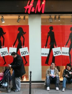 H&M May Be Going Out of Style