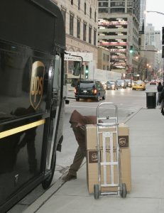 UPS Gearing Up for Incredible Bulk?