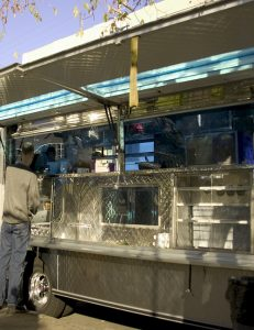 The Ingenious Design of a Food Truck