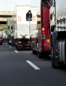 Trucker shortages affecting supply chains