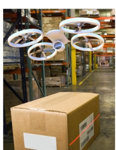Drones in the Warehouse