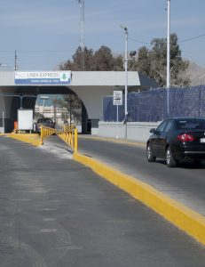 US XPress Nixes US-Mexican Border Business