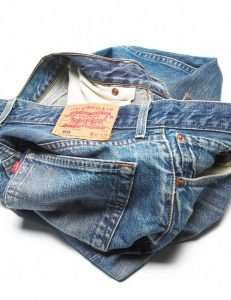 The Timeless Cool of Levi's