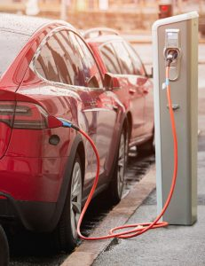 Electric Car Market Charges Ahead