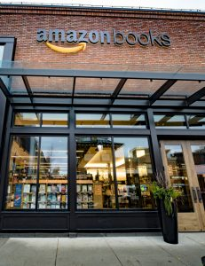 Amazon Is Banking on Brick-and-Mortar Stores