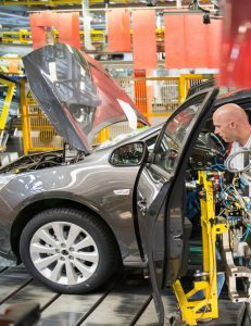 Global Auto Supply Chain Disruptions