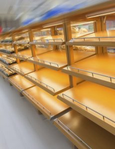 Despite Empty Shelves, Supply Chain Is Still Strong