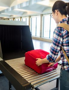 Going Touchless at Dallas-Fort Worth Airport