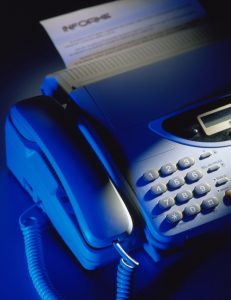 Bottleneck for U.S. Coronavirus Response: The Fax Machine