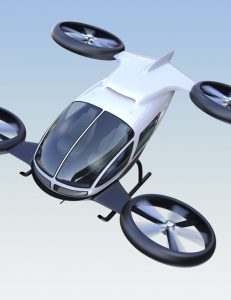 Look, Up in the Sky – It's a Car!