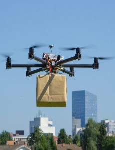 Walmart Drone Deliveries Take Off
