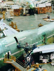 Boeing Pursues Cost-Cutting Measures