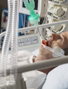 California's Maxed ICU Capacity and Lockdowns