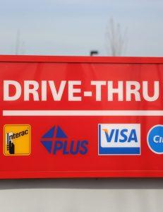 McDonald's Focus: Digital and Drive-Thru