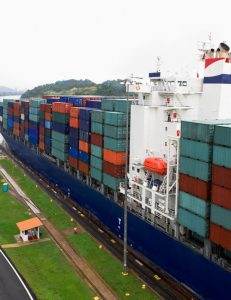 Big Ship Creates Big Backlog