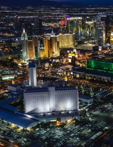 Cashless Technology at the New Resorts World Las Vegas
